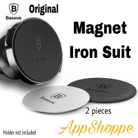 Baseus Magnetic Magnet Iron Suit Handphone Holder Plate 3m Adhesive