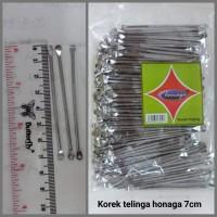 Korek Kuping / Korek Telinga / Ear pick Stainless