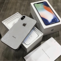 iPhone X 64GB Silver & Space Gray New Garansi Internasional AppleStore