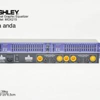 Equalizer ASHLEY MQX215