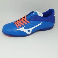 Sepatu Futsal mizuno original Rebula 2 V3 IN brilliant blue new 2019