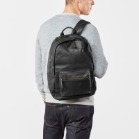 Ready tas fossil estate backpack original navy and black