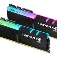 GSkill RAM TridentZ RGB DDR4 8GBx2 PC25600 F4-3200C16D-16GTZR