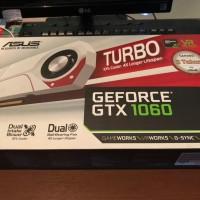 VGA ASUS GeForce GTX 1060 Turbo Bekas