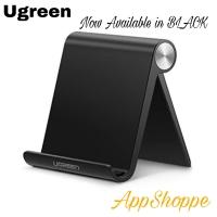 UGREEN Stand Desktop Phone Dock Universal Adjustable Tablet Holder - BLACK