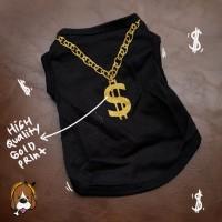 (B18) hiphop jersey anjing kucing - kostum bahan jersey hiphop dog cat