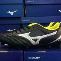 Sepatu Bola Mizuno Monarcida NEO Select Black/silver/flash