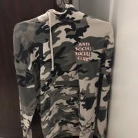 assc camo hoodie anti social social club
