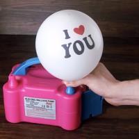 Pompa balon ELEKTRIK - electric balloon pump - pompa balon listrik
