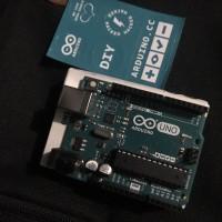 Arduino UNO R3 Original Asli Ori Italy