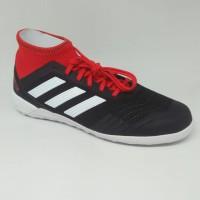 Sepatu futsal adidas original Predator Tango 18.3 Black red new 2018