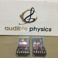 Passive xover audible physics