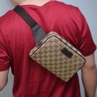Gucci bumbag beltbag waistbag authentic ori original men