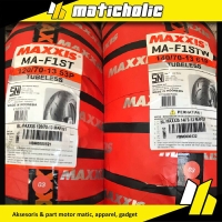 Ban Yamaha NMax 155 Maxxis MA-F1ST/W 120/70-140/70 R13