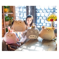 [CICAQGO] Boneka Bantal Selimut 3in1 Balmut Totoro and Friends