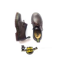 Sepatu Kasual Anak Docmart Low Coklat