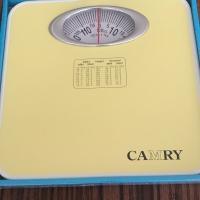 Timbangan badan manual merk Camry Personal scale BR9015B