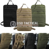 Tactical Molle Car Seat Organizer 600D Nylon Seat Back Covers