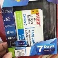 Baterai VIZZ Asus Zenfone 2 Laser 5.5 ZE550KL Double Power
