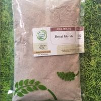 Tepung Beras Merah Lingkar Organik (500 gram)