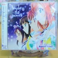 Lovelive Sunshine Saint Aqours Snow CD