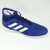 Sepatu futsal adidas Predator tango 18.3 IN blue white new 2018