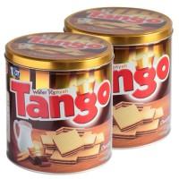Tango wafer coklat 350 gram