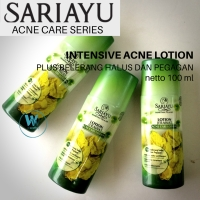 SARIAYU Lotion Jerawat - Acne Care Lotion 100 ml