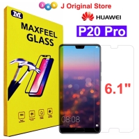 MAXFEEL Tempered Glass Huawei P20 Pro P20Pro Clear Glass