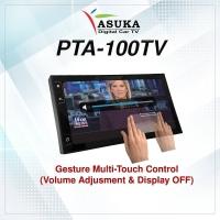 Headunit Double Din Asuka PTA - 100 Built in Digital TV