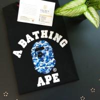 Abathingape tshirt / kaos bape / bape tshirt kids size
