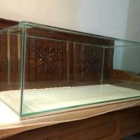 Aquarium akuarium custom ukuran 80x40x40 cm 80 x 40 x 40 kaca 8 10 mm