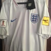 Baju kaos Jersey inggris piala dunia 2018 (XL)