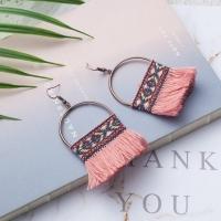 Anting boho bohemian wanita tassel fashion korea earing women