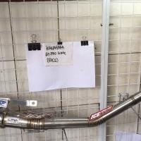 Knalpot Kawahara gt pro race Honda sonic