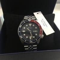 Jam tangan SEIKO SKX009k2 / SKX009 Original