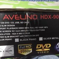 """Headrest clipon merk Avelino HDX-90, 10.1"""""""