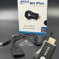 Anycast M4 Plus - Wifi Display Miracast HDMI Dongle Airplay 1080P Ori