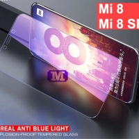 MAXFEEL Tempered Glass Xiaomi Mi 8 Mi 8 SE Mi8 Anti Blue Glass