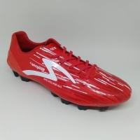 Sepatu bola specs original Accelerator Lightspeed Merah putih new 2018