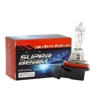Bohlam Halogen Mobil Autovision Super Beam H11 55W