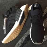 Adidas NMD R2 PK Japan Pack Black Gum BY9696 Originals