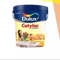 Cat Tembok Dulux Catylax 25 Kg   Pail Warna Putih