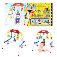 Musical play gym baby playgym tiang mainan gantung anak bermain bayi