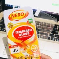 Tempered Glass Anti Gores Kaca Samsung Galaxy J8 2018