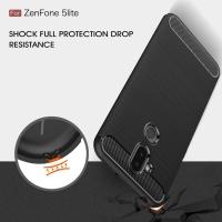 Zenfone 5 Lite 5Q 5Lite ZC600KL - Spigen Like Rugged Armor Premium