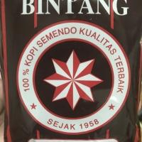 Kopi Bubuk Cap Bintang - Kopi Semendo Khas Muara Enim (SUM-SEL) 250gr
