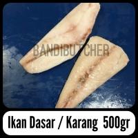 Ikan Kerapu Kakap - Ikan Dasar / Grouper Murah Segar Bandi Butcher