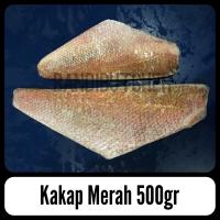 Fillet Kakap Merah / Kakap Fillet Segar Size Super Murah Bandi Butcher