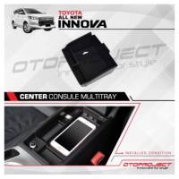 Center Consule Box Multitray Toyota All New Innova Reborn